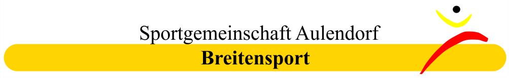 SG Aulendorf Abteilung Breitensport